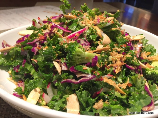 Hiro's salad