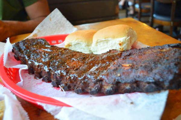 Memphis Central ribs