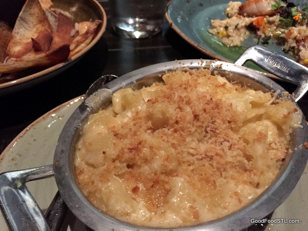 Boundry mac and cheese*