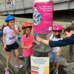 L'eau de Paris: Free Sparkling Water