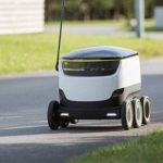 Robots Deliver: Ready for Uber Food?