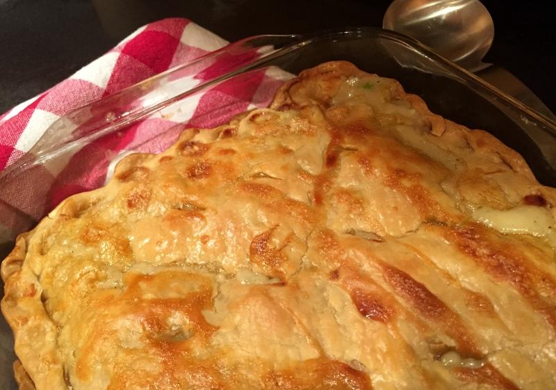 chicken pot pie *