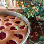 Martha Stewart's Strawberry Cake