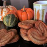 Palmier Cookies: Light, Crispy and Flaky