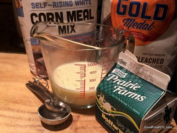 fried cornbread ingredients