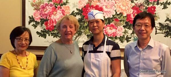Mandarin House Francis Yueh