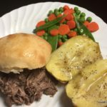 Mississippi Roast Beef: It Doesn't Get Any Easier