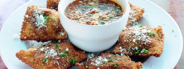 toasted ravioli Anthonino