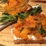 Butternut Squash for Happiness in the New Year