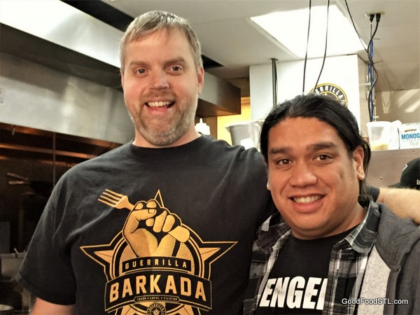 guerilla street food Brian Hardesty and Joel Crespo
