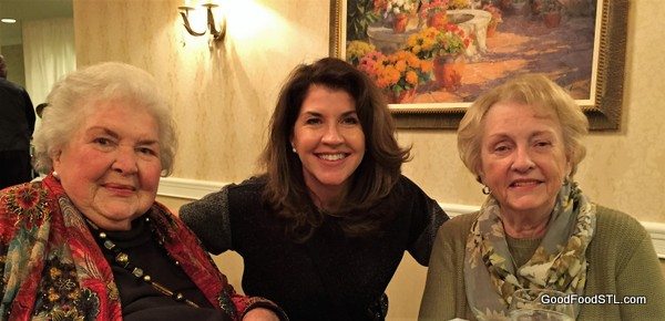 Judy Dean, Ginny, and Jean Carnahan