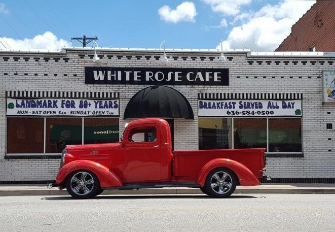 White Rose Cafe in Union, MO