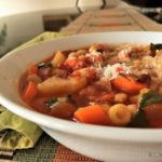 Minestrone Soup: a Bowl of History