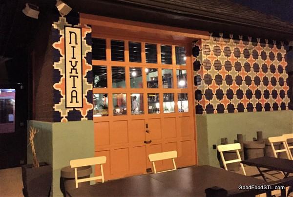 Nixta Restaurant