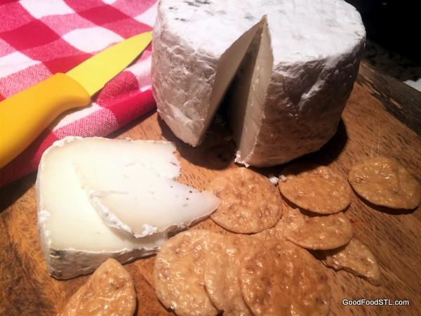 Coeur du Close goat cheese Baetje Farms