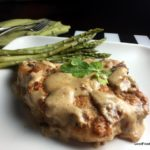 Pork Chops with Mushroom Cream Sauce