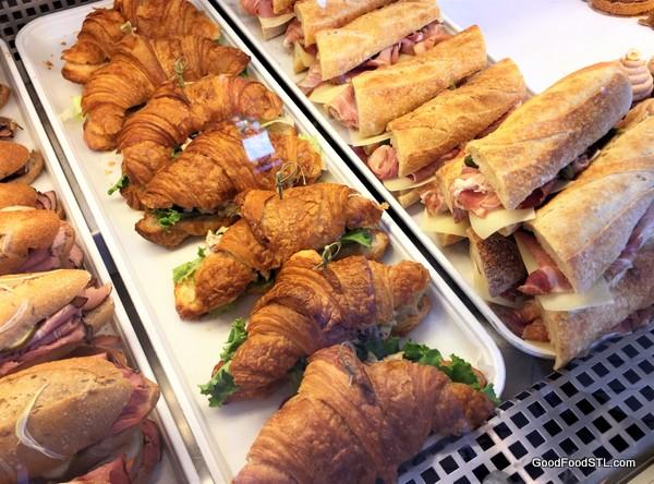 Nathaniel Reid Bakery sandwiches