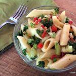 Mostaccioli Pasta Salad