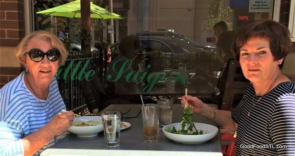 Little Saigon: Tables with a View - Good Food St. Louis