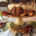 It's Fall: Time to Bake an Apple Spice Bundt Cake