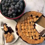 "Concord Grape Pie: ""Oh, My!"""
