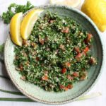 Tabbouleh for Charm and Health
