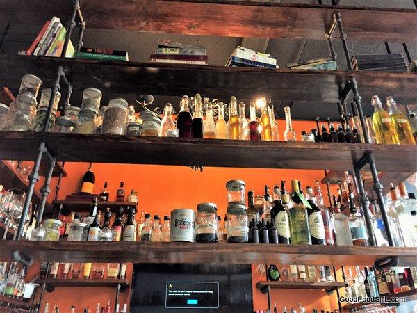 Polite Society Restaurant bar