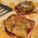 Mini Party Pizzas: The Speedy Snack