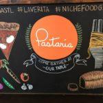 "Pastaria: ""Sorta Close to Italy"""