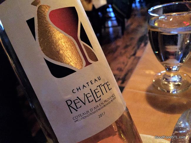 Chateau Revelette wine