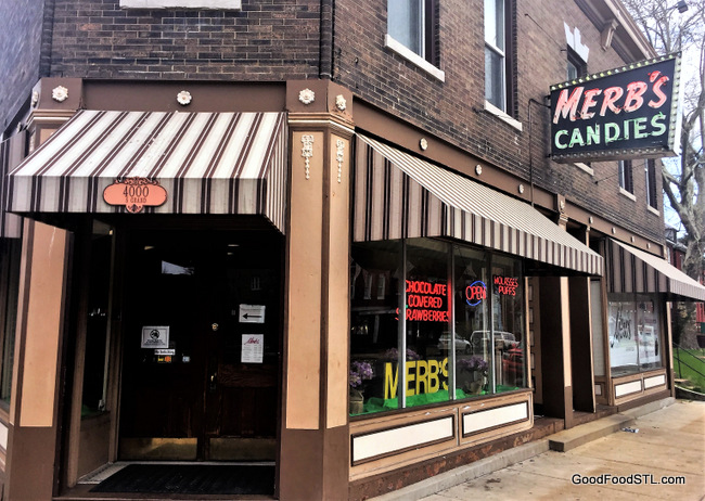 Merb's Candies