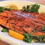 Cedar Plank Salmon is the Best