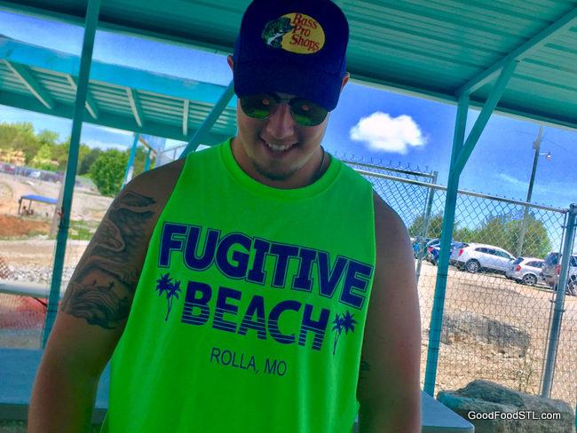 Fugitive Beach