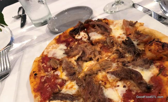 Devoti's pizza