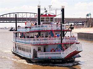 "Steamboat ""Tom Sawyer"""