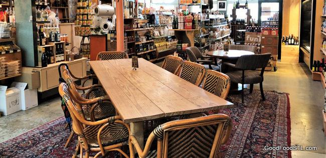 Parker's Table