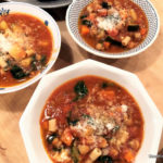 Soup Weather and Time for a Pot of Minestrone