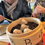 Chinese Steamed Dumplings, Little Pockets of Happiness