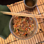 Stir Fried Rice from a Chinese Grandmother