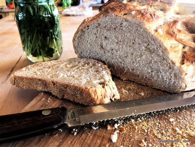 King Arthur's Sourdough Bread