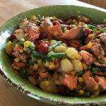 Wild, Wild Salmon Salad: A Super Nutritious Meal