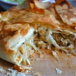 Cabbage Strudel: A Love Affair