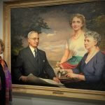 Carnahan Public Service Award and Tour of State Historical Society