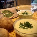 Potato Leek Soup: Comfort in a Bowl