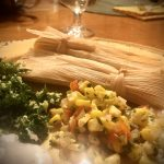 Cinco de Mayo Tamales: A Team Effort