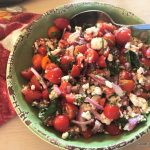 Tomato Feta Salad You'll Never Tire Of