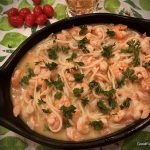 Shrimp Scampi, a Quick Answer to a Drab Day