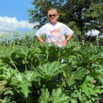 Homegrown Veggies & Fruit Brighten the Summer