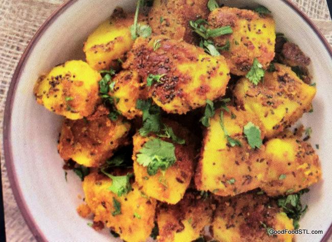 Bombay Aloo (Indian-Style Potatoes)