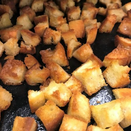 Crispy Croutons